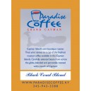 Paradise Coffee Black Coral Beans