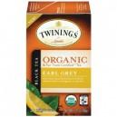 Twinings Organic Earl Grey  Tea bags