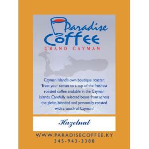 Paradise Coffee Hazelnut