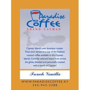 Paradise Coffee French Vanilla
