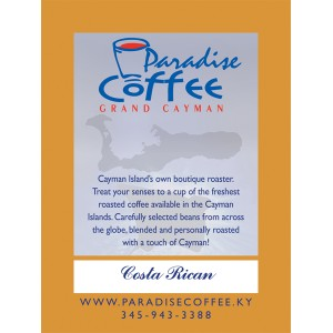 Paradise Coffee 100% Costa Rican