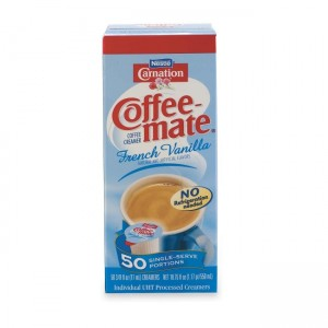Coffee-mate French Vanilla Creamer (50ct)