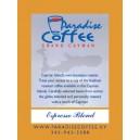 Paradise Coffee Espresso Beans 8oz