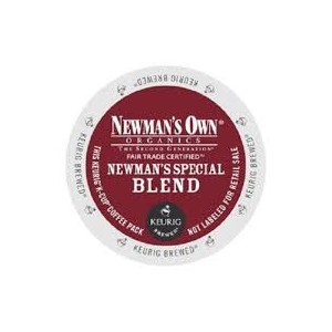Newman's Special Blend Organic EB