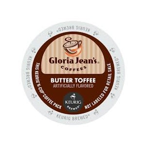 Gloria Jean's Butter Toffee