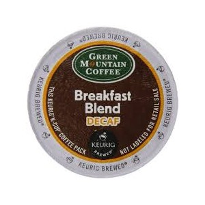 GMCR Decaf Breakfast Blend