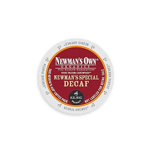 Newman's Own Decaf Special Blend