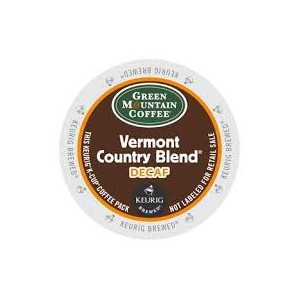 GMCR Vermont Country Decaf