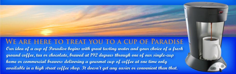 Paradise Coffee-K-CUPS-KEURIG-TASSIMO-T-DISCS